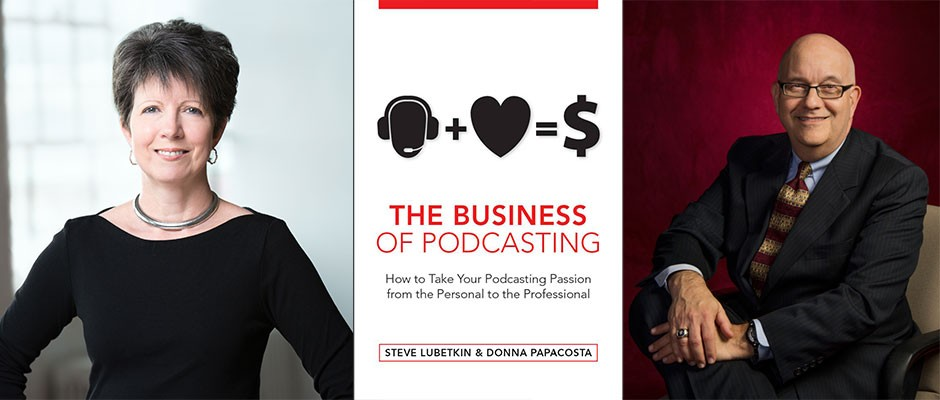The Business of Podcasting Book
