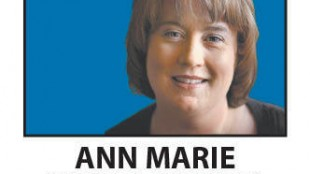 Ann Marie van den Hurk is a columnist for Kentucky.com, the website of the Lexington, KY, Courier.